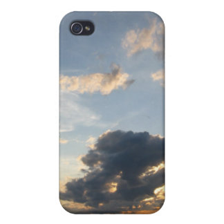 sky over Maine iPhone 4/4S Covers