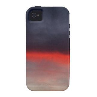Sky Red Sea iPhone 4/4S Cover