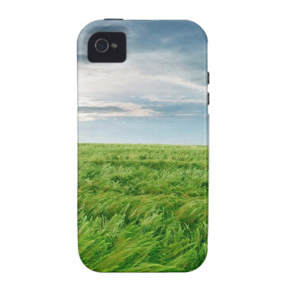 Sky Stormy Field Case-Mate iPhone 4 Cases