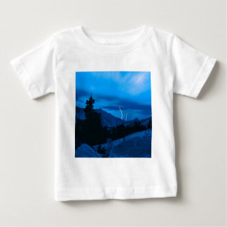 Sky Stormy Weather Baby T-Shirt