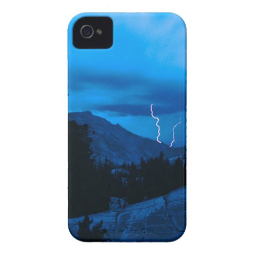 Sky Stormy Weather iPhone 4 Cases