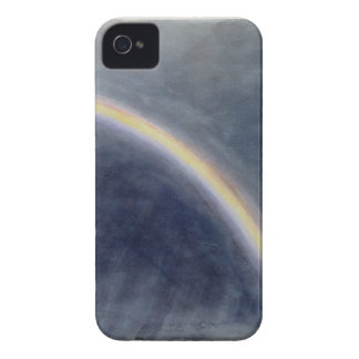 Sky Study with Rainbow, 1827 (w/c on paper) iPhone 4 Case-Mate Case