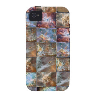SKY Wave Tile Work Graphics Case-Mate iPhone 4 Covers