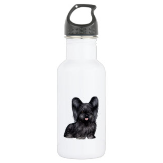 Skye Terrier (back) 532 Ml Water Bottle