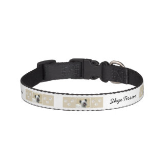 Skye Terrier Pet Collar