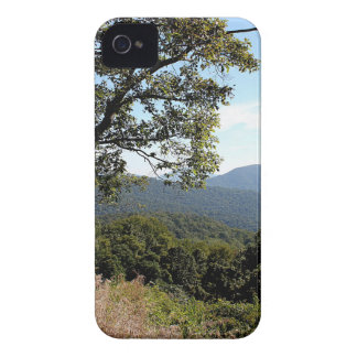 Skyline Drive Mountain View iPhone 4 Case-Mate Cases