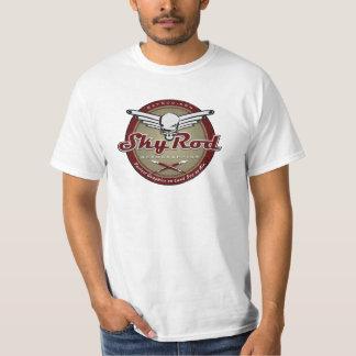 SkyRod Aerographics large T-Shirt