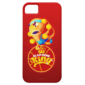 Slam Dunk King -Doc -iPh4 Case-Mate Barely There iPhone 5 Case