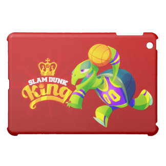Slam Dunk King - Hugo -iPad Speck Case Horizontal iPad Mini Case