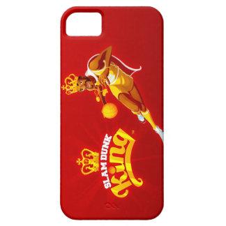 Slam Dunk King -King -iPh4 Case-Mate Horizontal iPhone 5 Cases