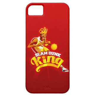 Slam Dunk King -King -iPh4 Case-Mate iPhone 5 Case