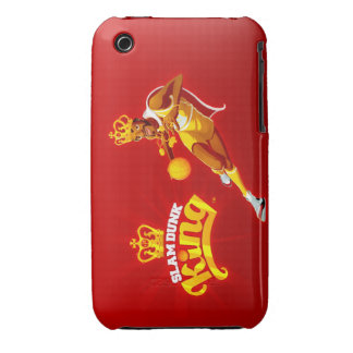 Slam Dunk King -King -iPh 3/3gs Case-Mate Horizont iPhone 3 Case-Mate Cases