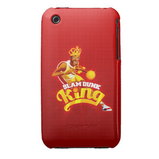 Slam Dunk King -King -iPh 3/3gs Case-Mate iPhone 3 Cover