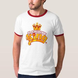 Slam Dunk King Logo Ringer T-shirt