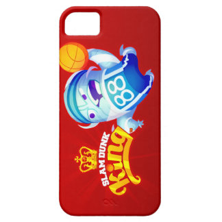 Slam Dunk King -Rupert -iPh4 Case-Mate Horizontal Barely There iPhone 5 Case