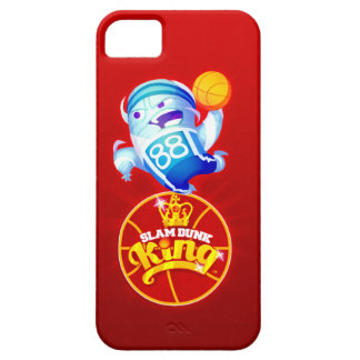 Slam Dunk King -Rupert -iPh4 Case-Mate iPhone 5 Cover