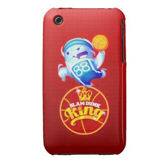 Slam Dunk King -Rupert -iPh 3g/3gs Case-Mate iPhone 3 Case