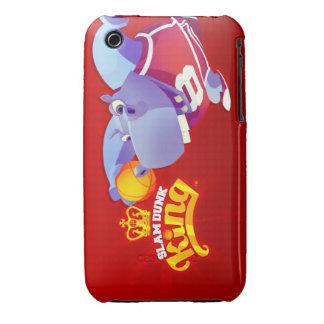 Slam Dunk King -Wilbur -iPh 3g/3gs Case-Mate Horiz iPhone 3 Case-Mate Cases