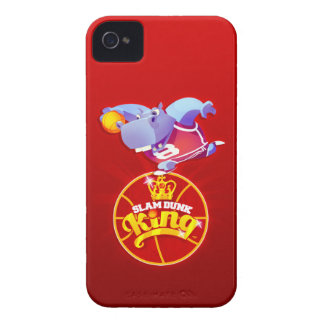 Slam Dunk King -Wilbur -iPh 4 Case-Mate iPhone 4 Covers