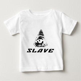 Slave to the Illuminati Baby T-Shirt