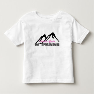 Sledder Gurlz in Training short sleeve t-shirt