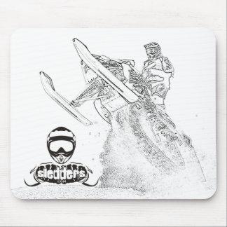 Sledders.com Mousepad