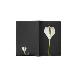 Sleek and Elegant Callalily BuJo Pocket Moleskine Notebook