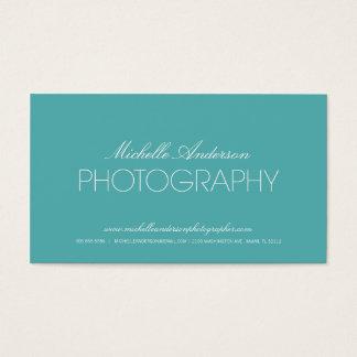 SLEEK PHOTOGRAPHER | PHOTOGRAPHY BUSINESS CARD