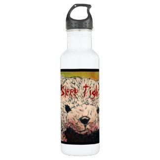 'Sleep Tight (evil teddy bear)' Aluminum Liberty B 710 Ml Water Bottle