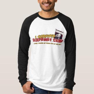Sleepaway Survival! T-Shirt