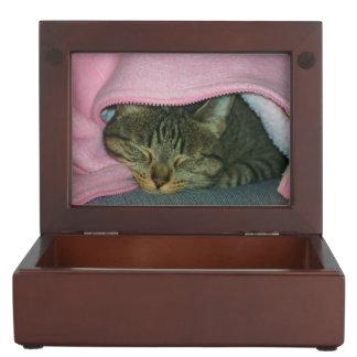 Sleeping Bud Keepsake Box