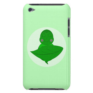 Sleeping Green Turtle iPod Touch Cover