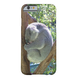 Sleeping Koala Barely There iPhone 6 Case