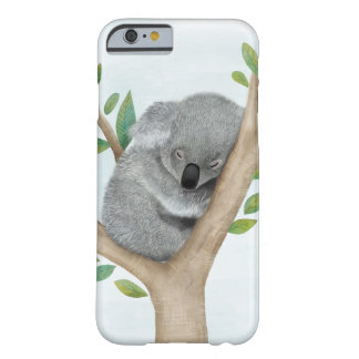 Sleeping Koala Bear iPhone 6 case Barely There iPhone 6 Case