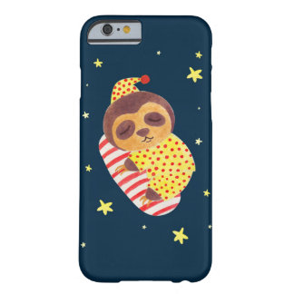 Sleeping Like a Sloth Barely There iPhone 6 Case