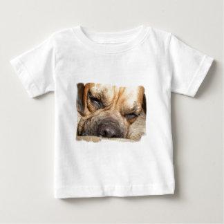 Sleeping Mastiff  Baby T-shirt
