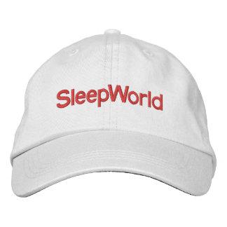 SleepWorld Hat Embroidered Hat