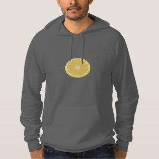 slice of lemon hoodie