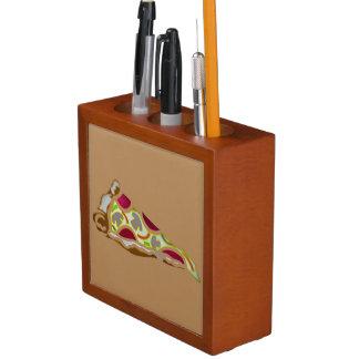 Slice of Pizza Desk Organiser