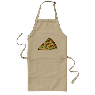 Slice of Pizza Men's Apron