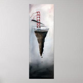 Slice of San Francisco Poster