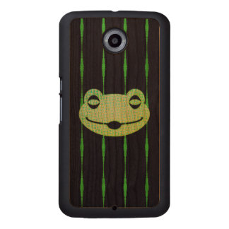 Slim Cherry iPhone Galaxy Nexus Case - Frog (c)