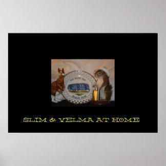 Slim & Velma Poster