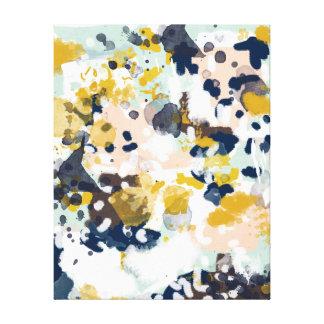 Sloane - Abstract canvas wall art