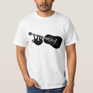 sloth guitar tee