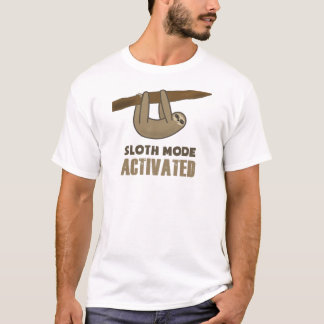Sloth Mode T-Shirt