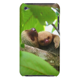 Sloth Nap iPod Touch Cases