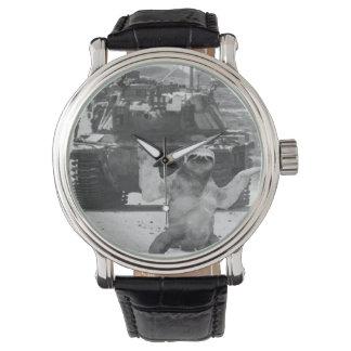 Sloth Warrior Watch