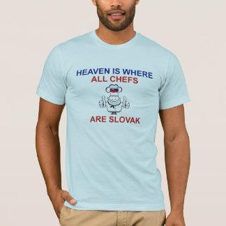 Slovak Chefs T-Shirt