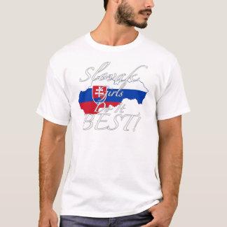 Slovak Girls Do It Best! T-Shirt